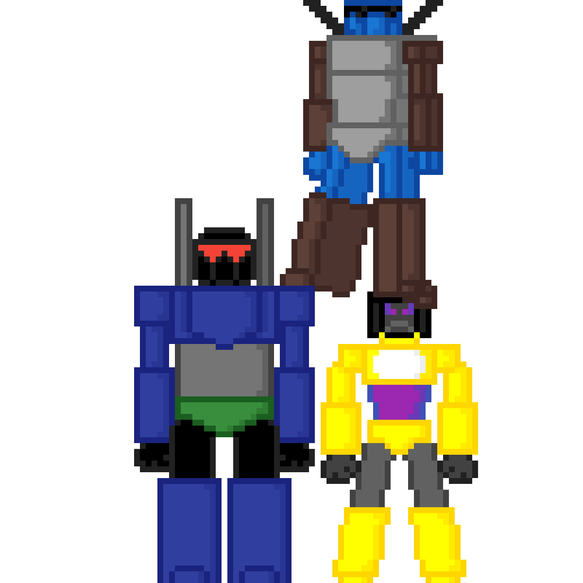 ONSLAUGHT VORTEX AND SWINDLE by FANG127