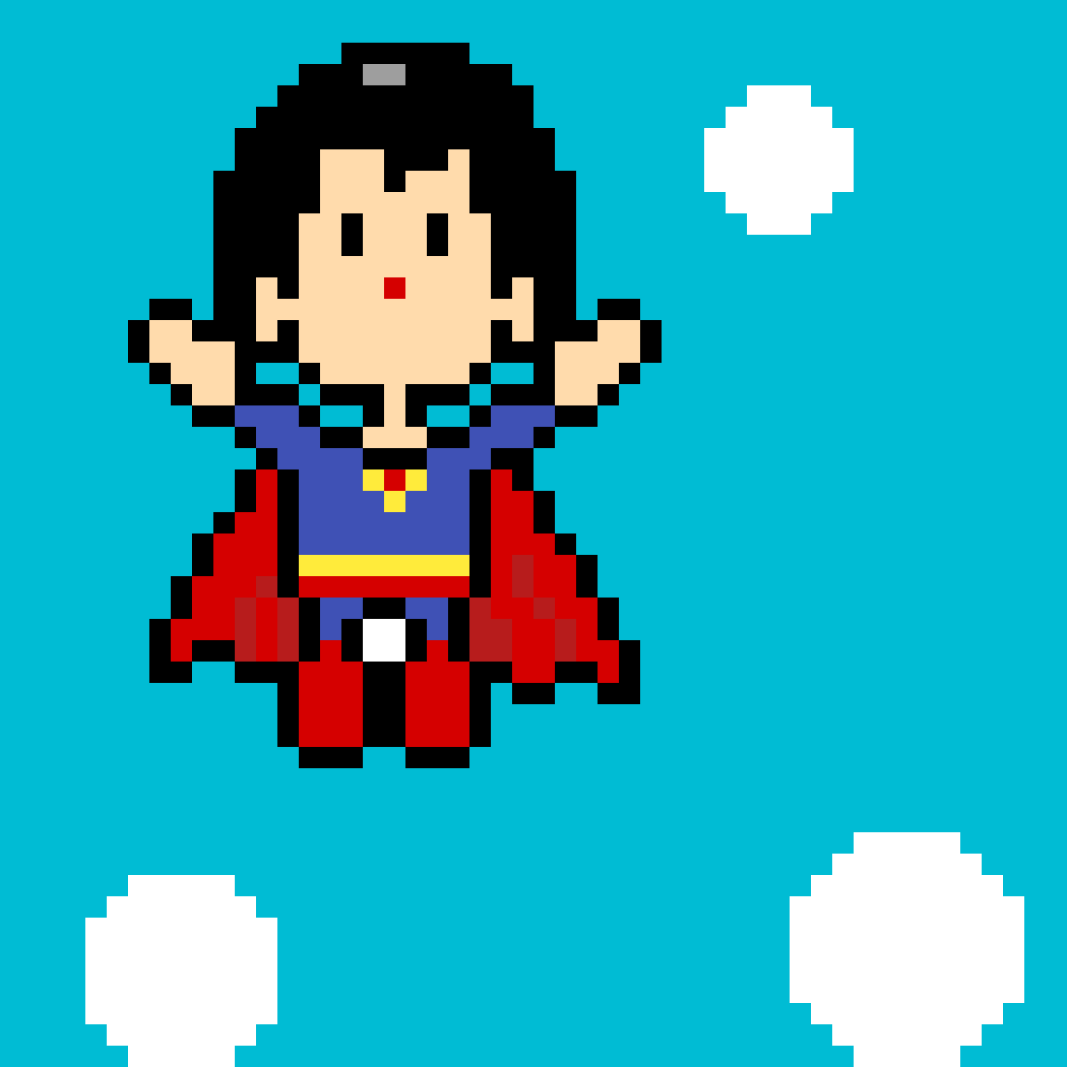 Superman by HappyXDXD