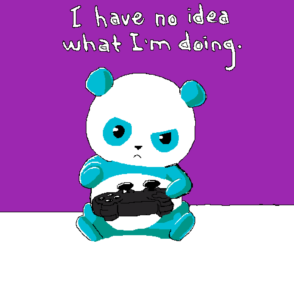 main-image-i have no idea what to do- teeturtle   by penguin-girl