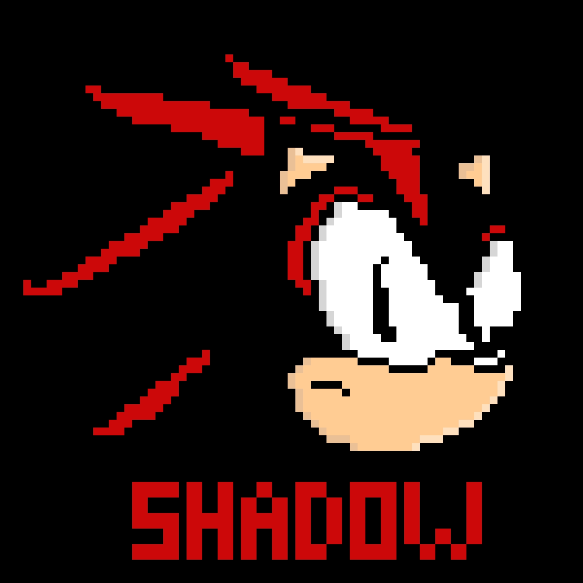 Shadow In Toei Style by TSP184