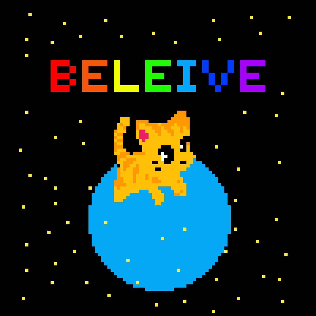 Believe  by uknowitzcasey