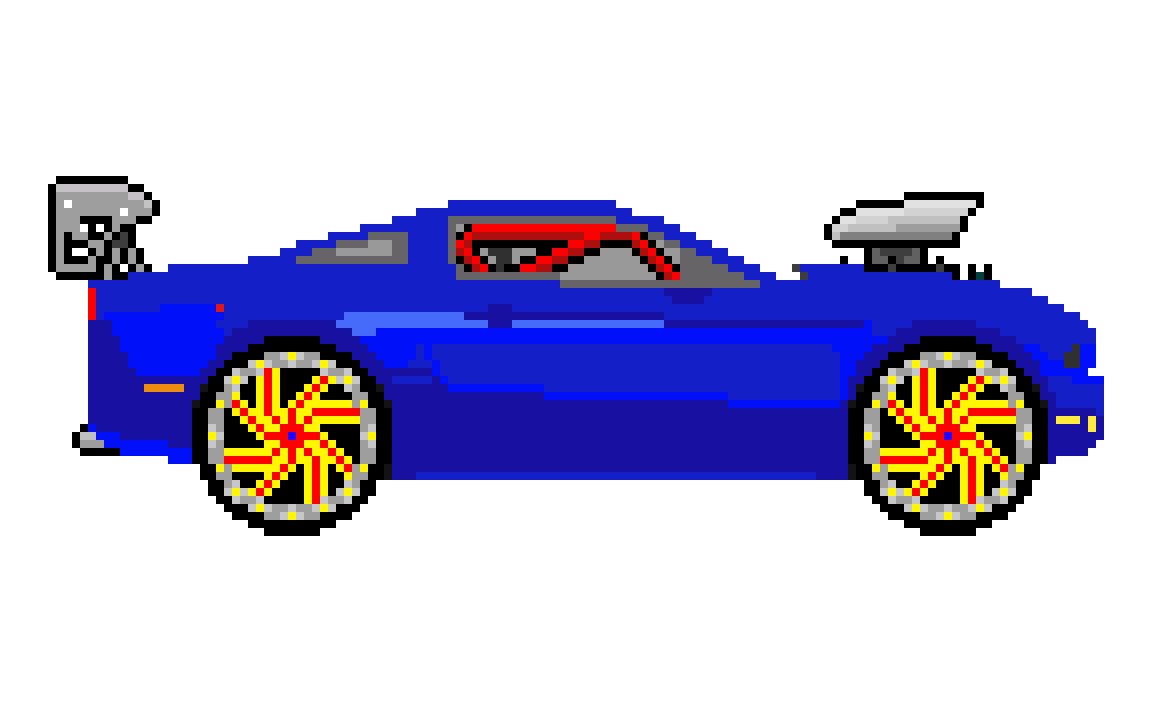 main-image-My Idea of what tdib's smurff mstang would look like wi  by Daniel2003