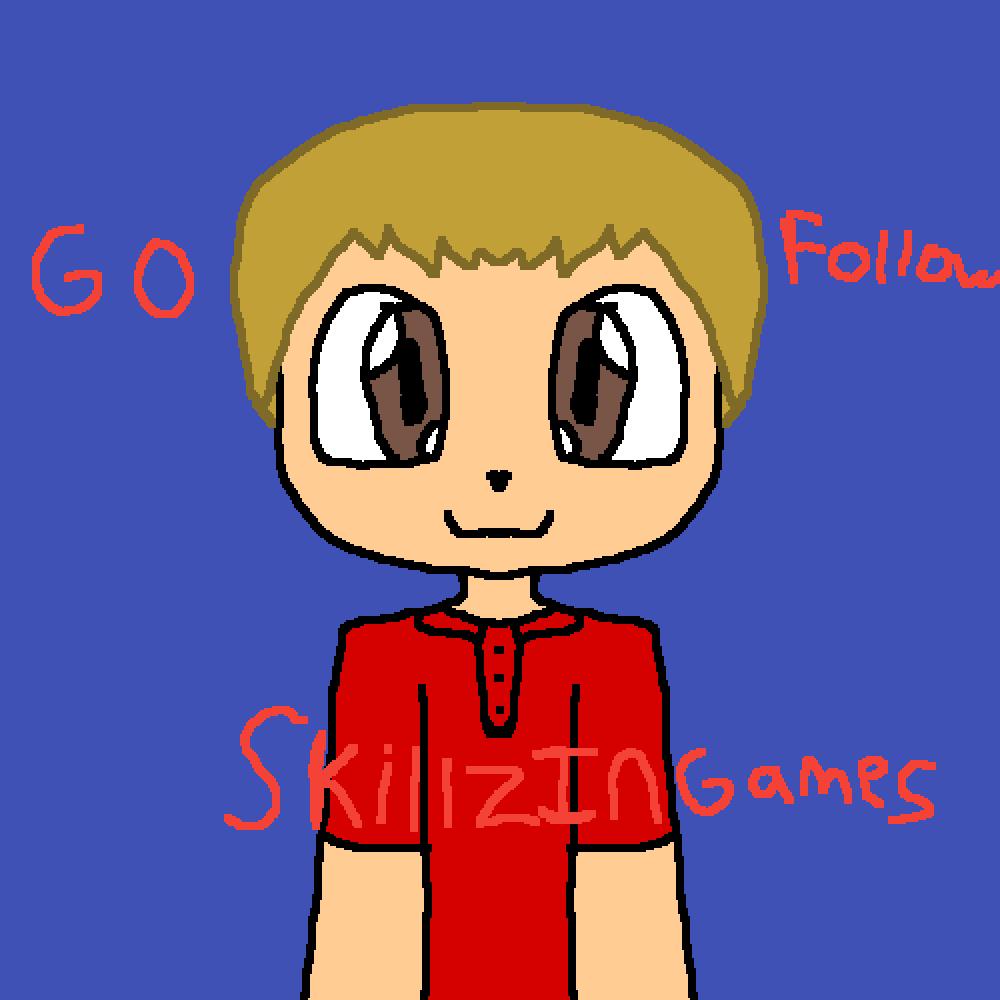 Go Follow SkillzInGames! by FurryBiscut