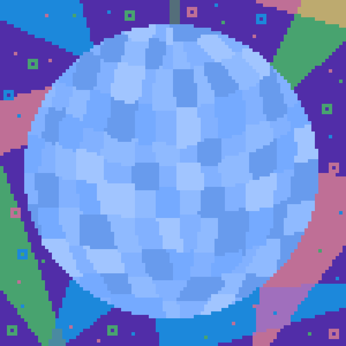 Disco Ball by Lucid