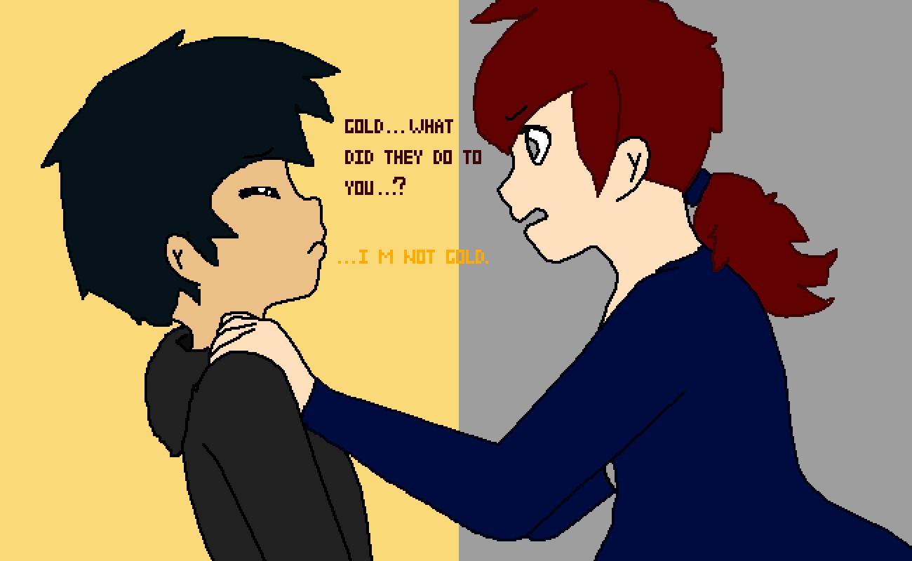 Yes you are you sad amnesiac boi by rowdycloudy