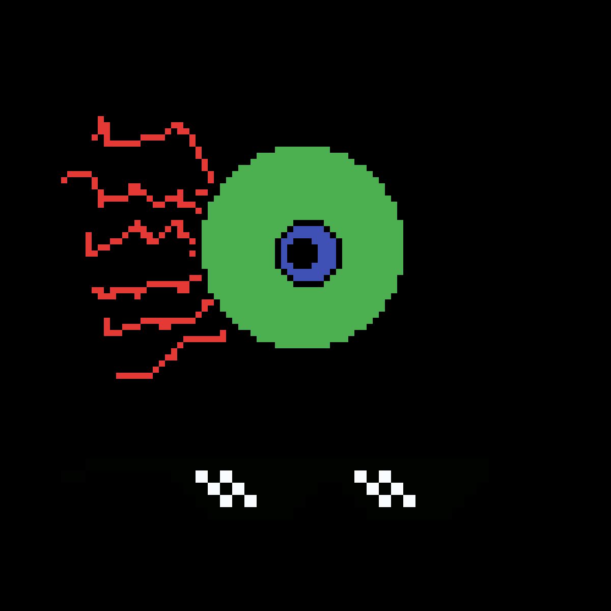 A Septic Eye pixilart - septic eyeboiyeeboi