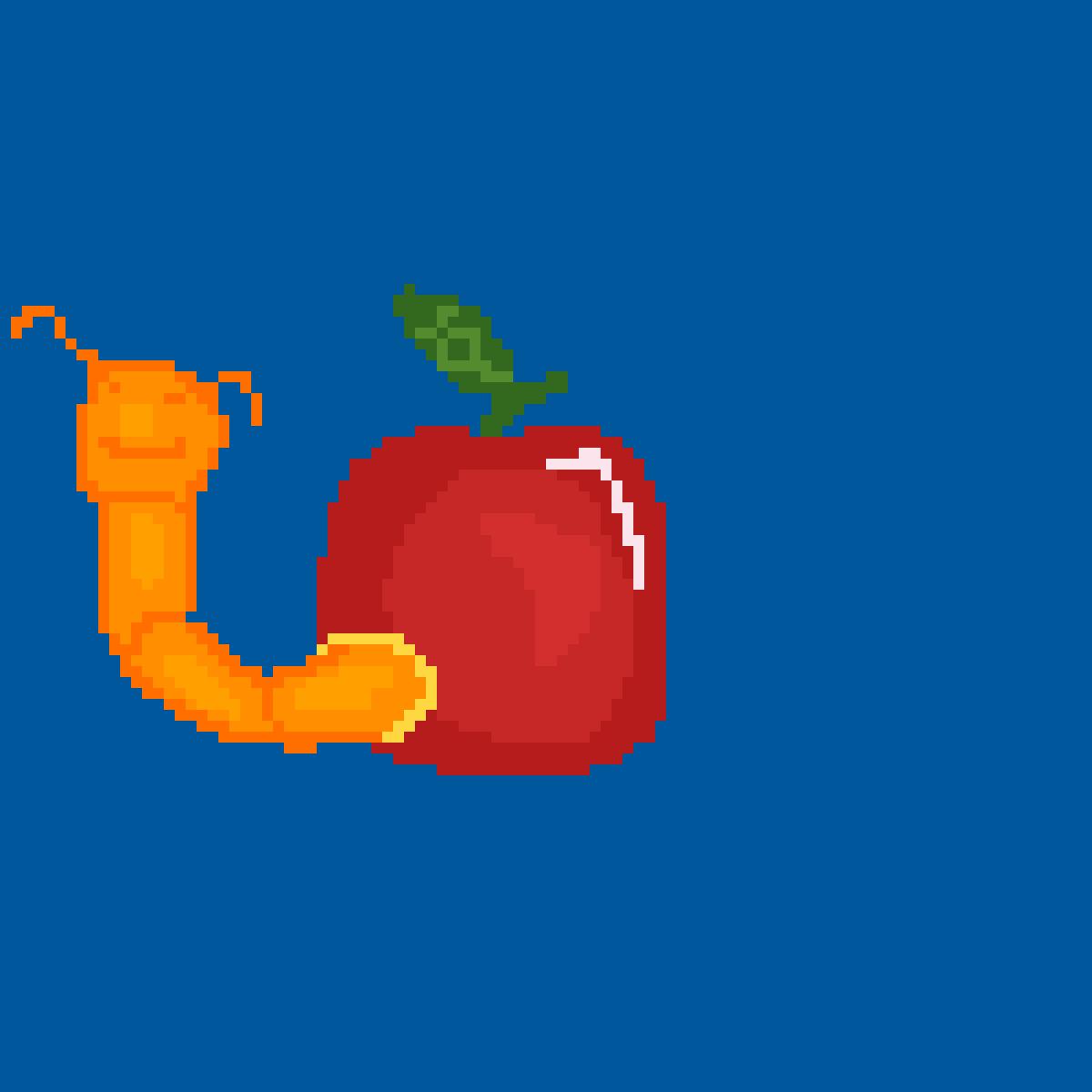 worm boi by raph-da-lad