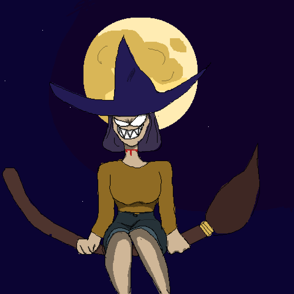 Witchy by I-have-no-idea