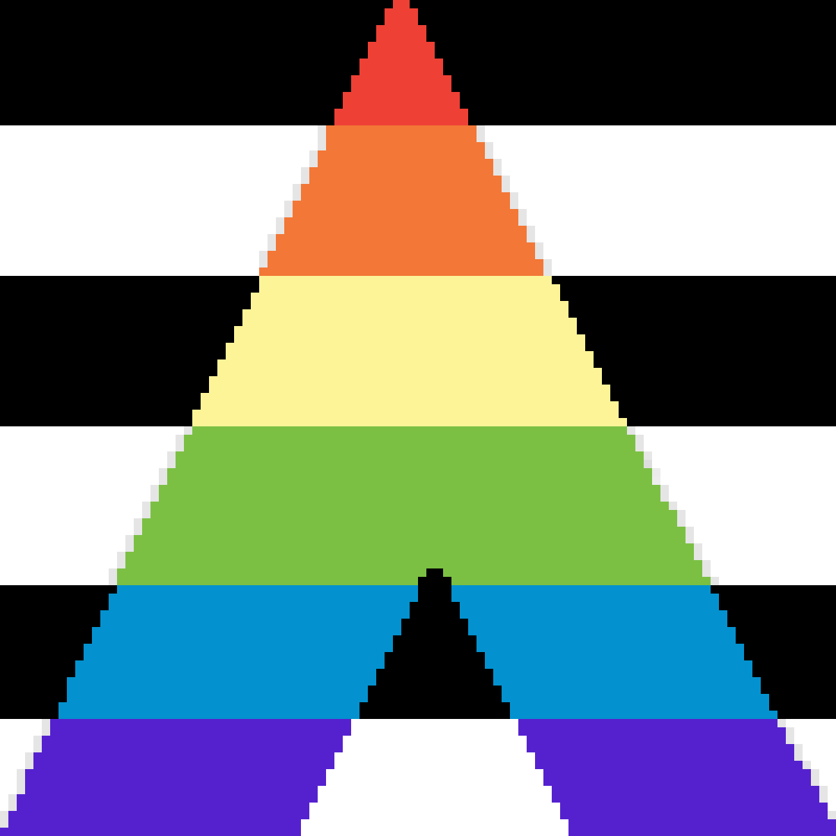main-image-Straight Alliance flag  by Questions