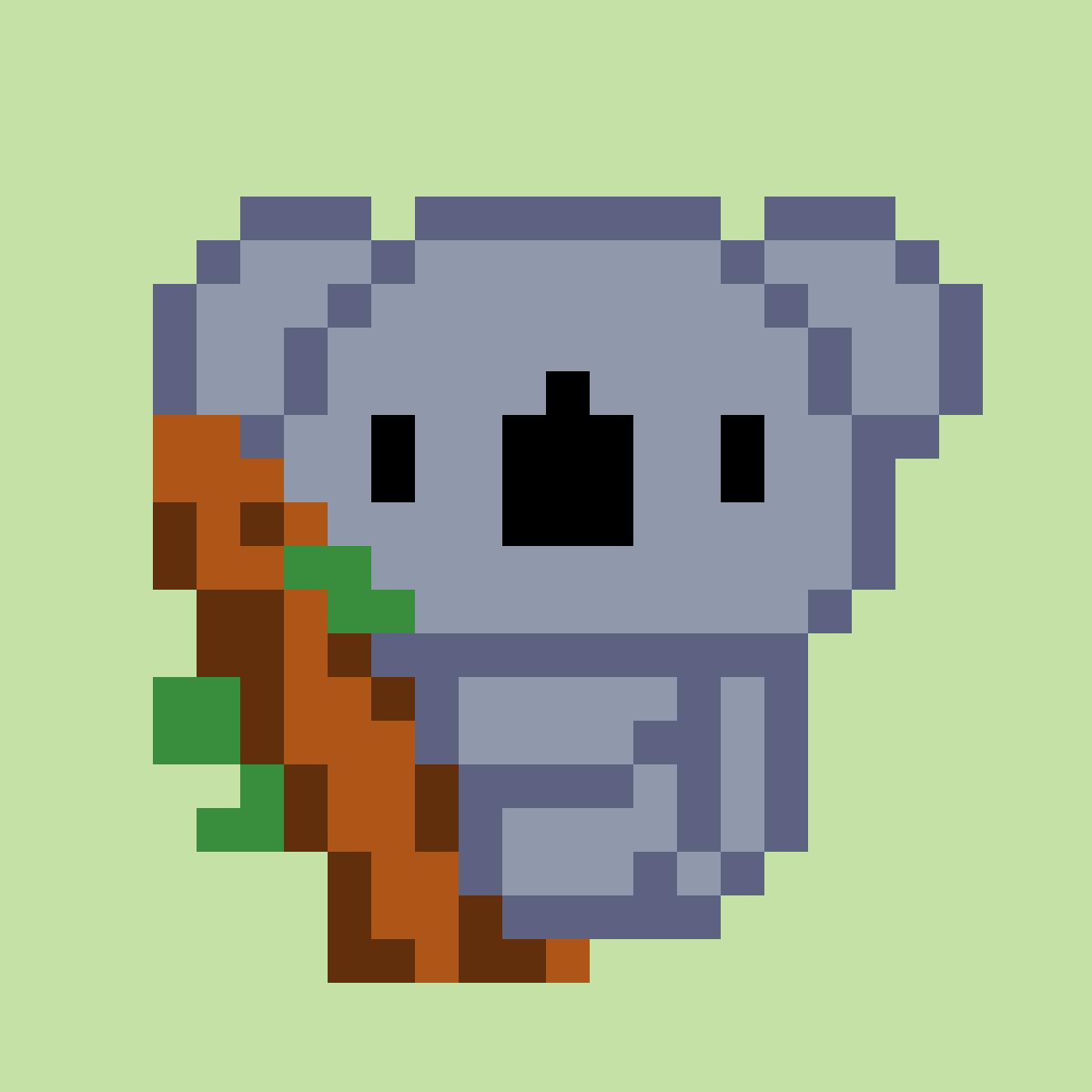 Cute Koala  by KittycatClara