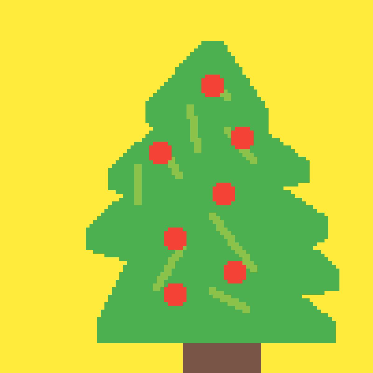 main-image-Christmas tree  by Felixunicorn137