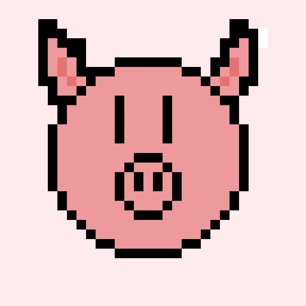 Pig by Dvawsome7