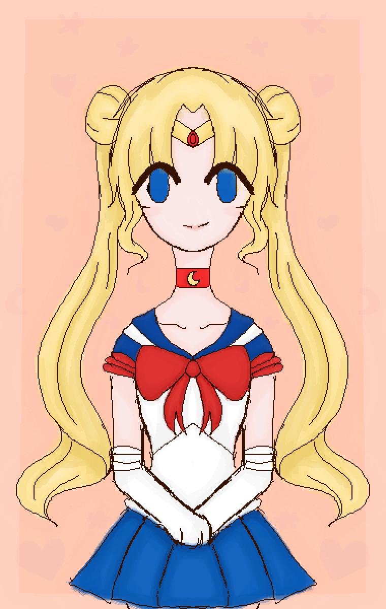 main-image-Sailor Moon usagi  by CrazyMonkey
