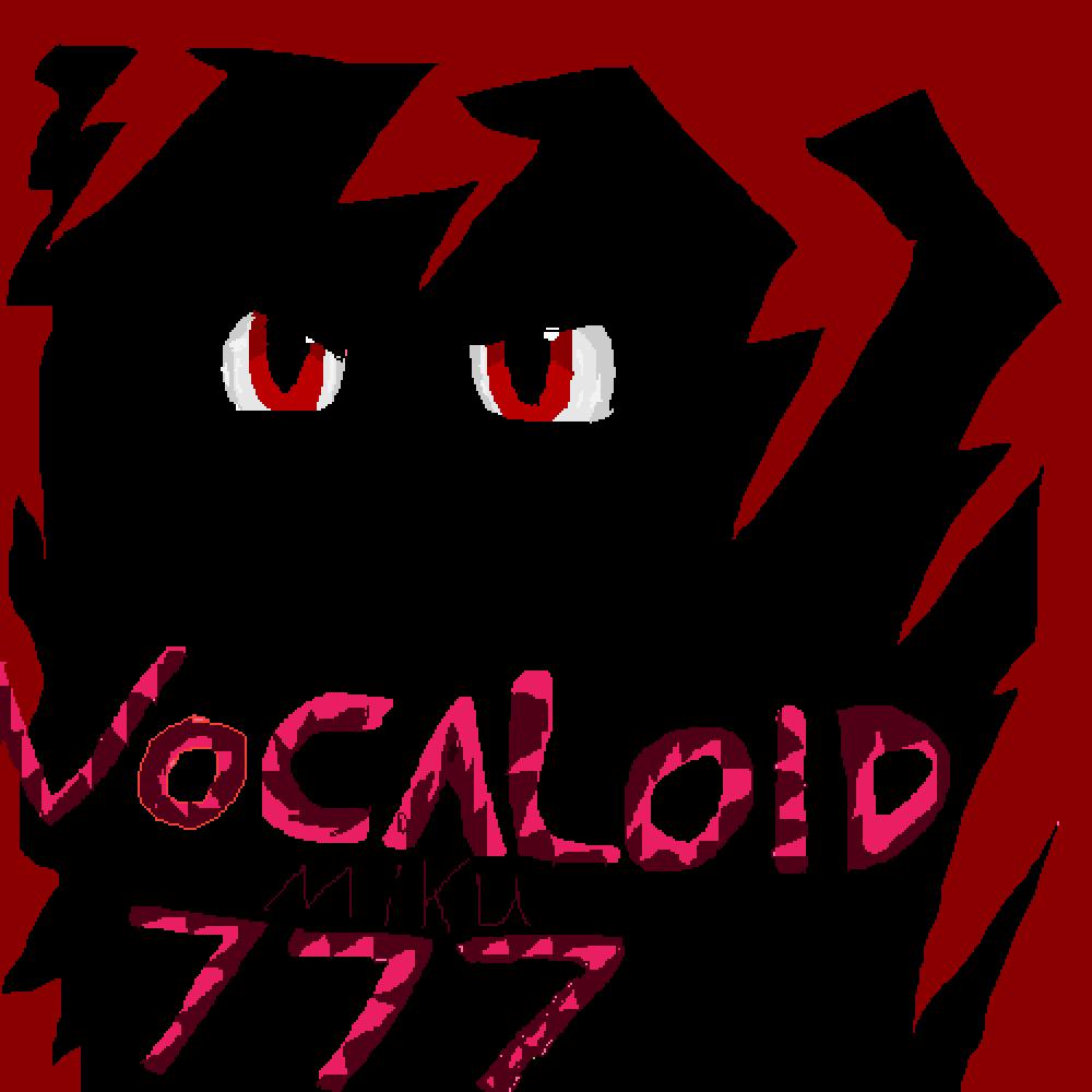 Vocaliod Miku 777 by VOCALOIDMIKU777