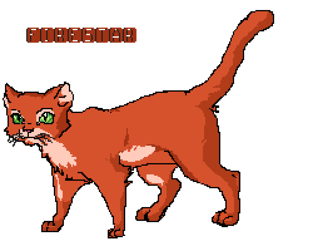 Firestar (WARRIORS)
