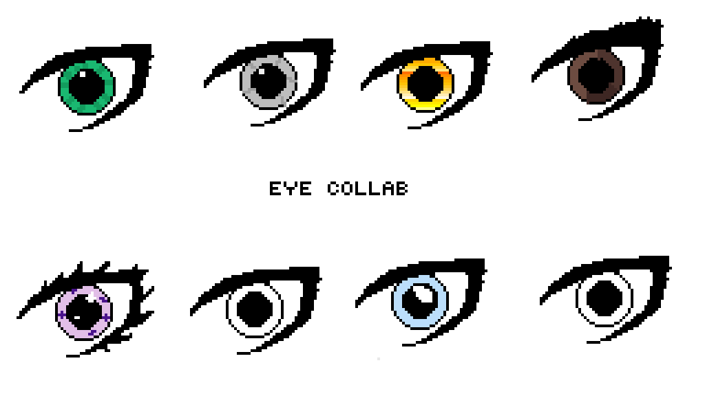 Eye Collab by MultRainbow