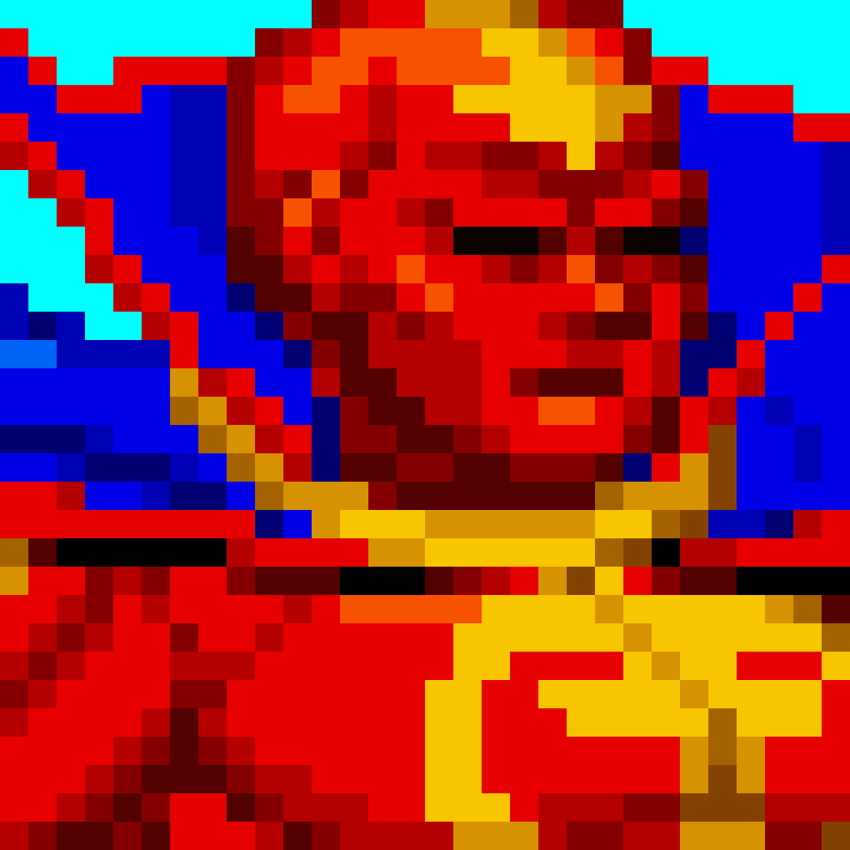 main-image-Red Tornado  by KOMBATENT