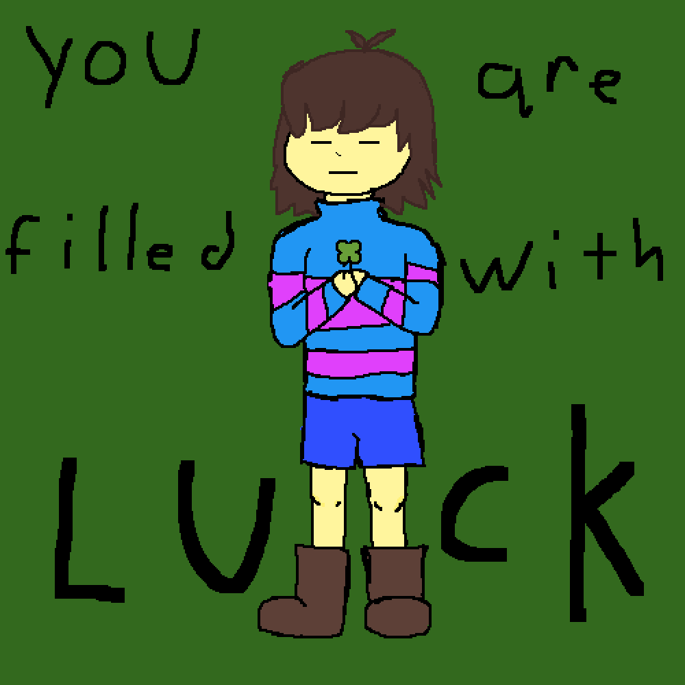 Happy st. Pattys day! by Frisk17