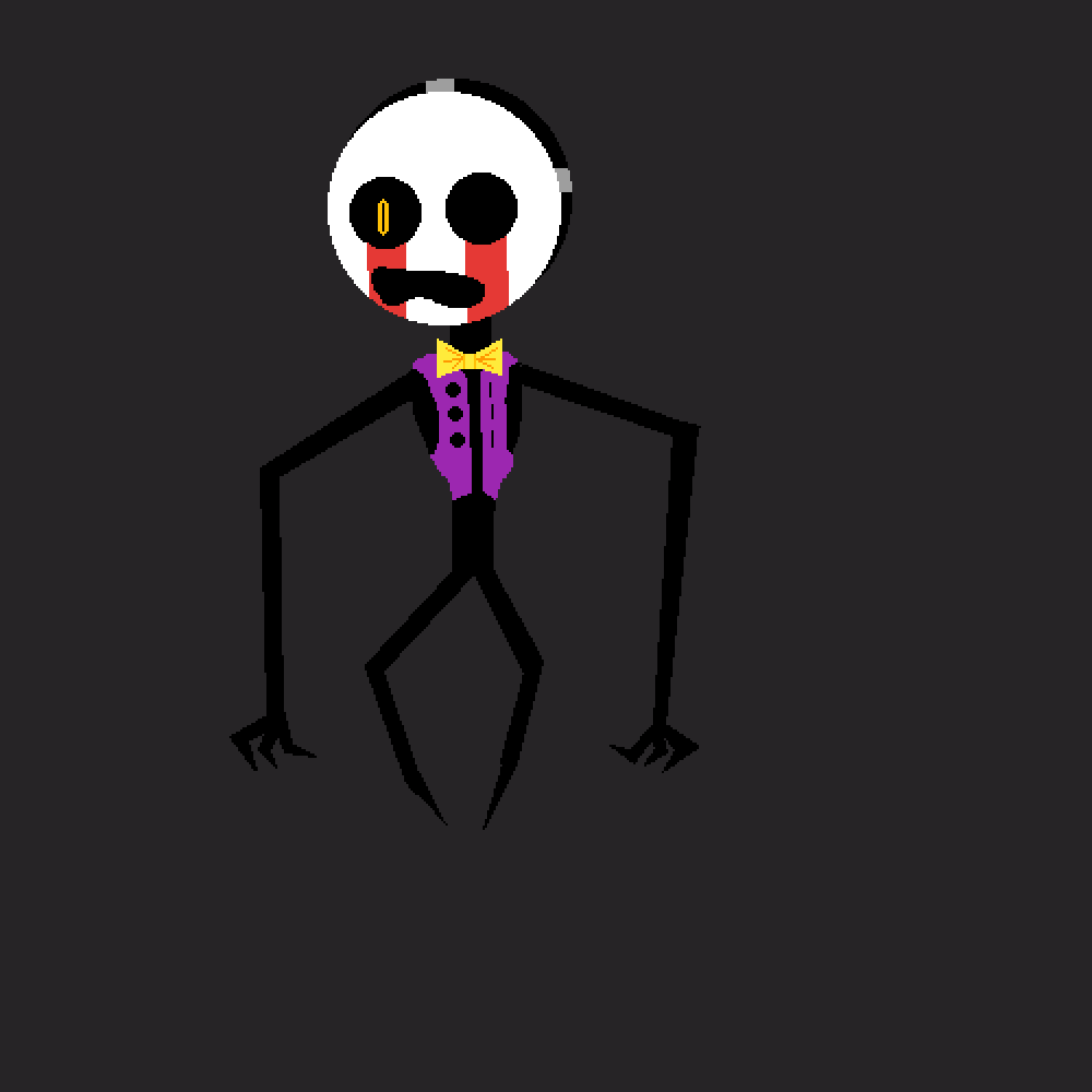 The Puppeteer  by MemeBoi