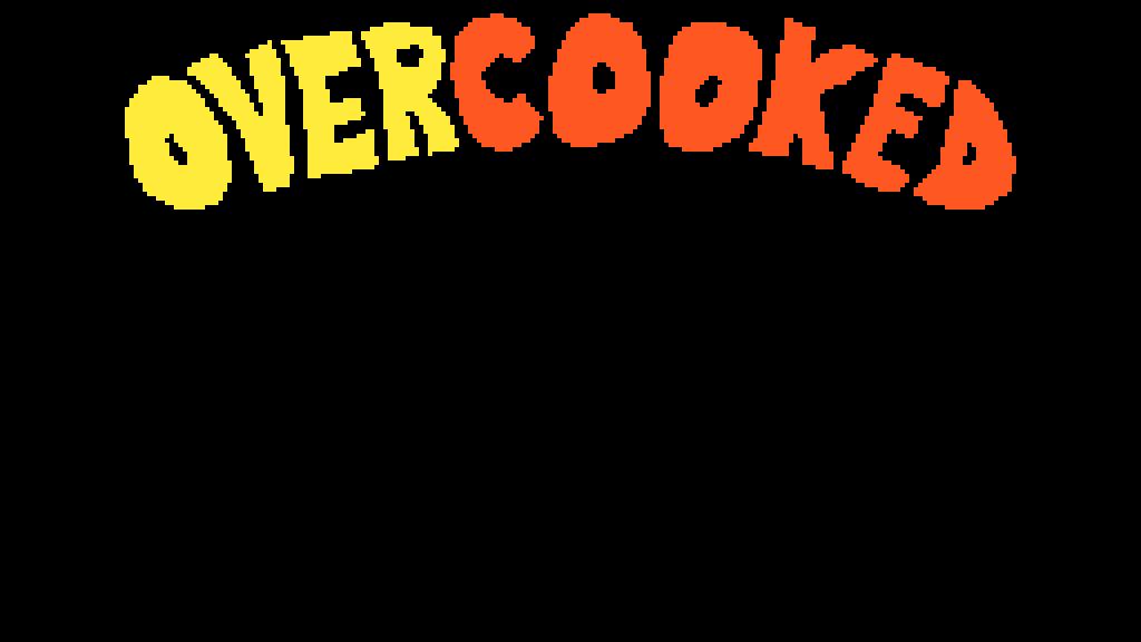 Overcooked logo by Bullbro