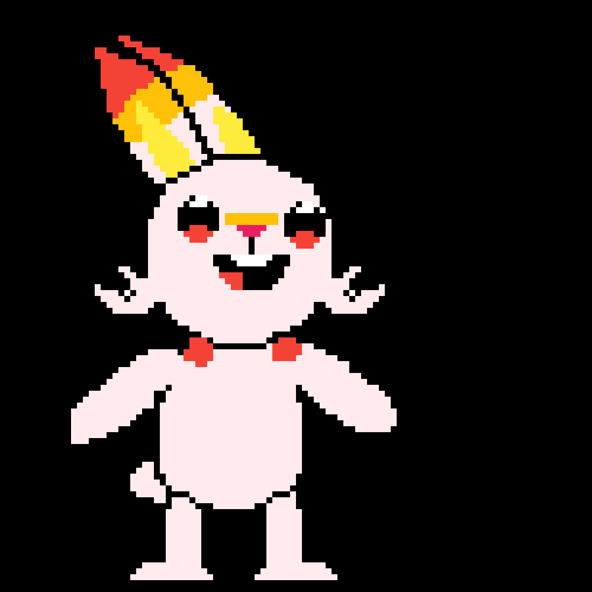 ABSOLUTELY AWFUL SCORBUNNY  by Blackcreeper