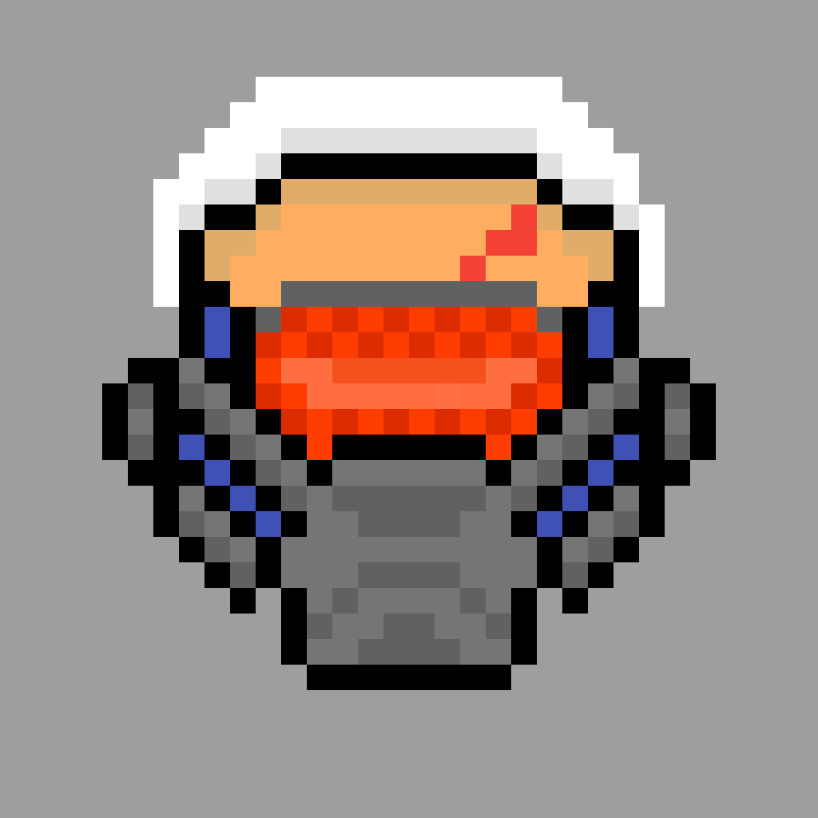 New Profile Pic: Soldier 76 by Mroddninjer