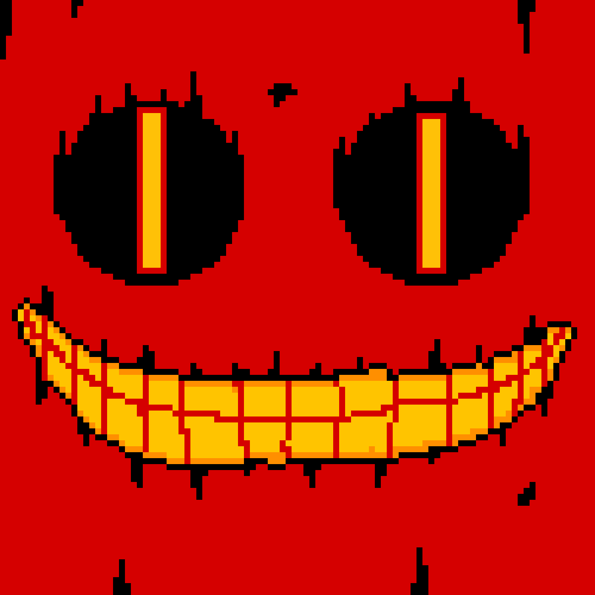 Scary Face by MetroidArtist14