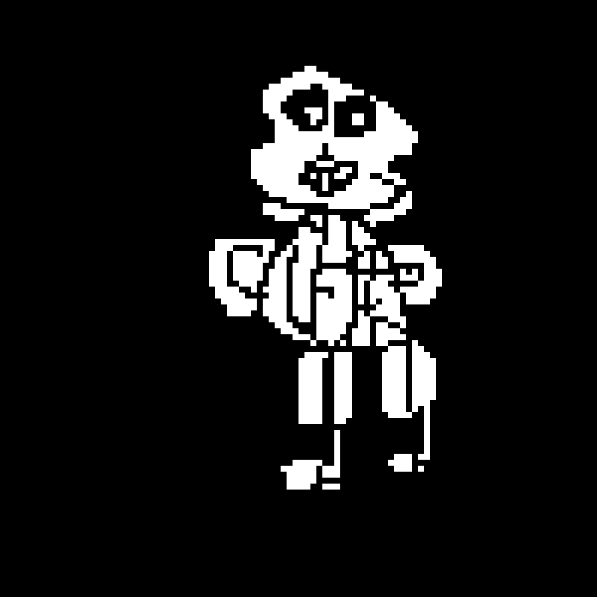 main-image-just a normal sans   by mize