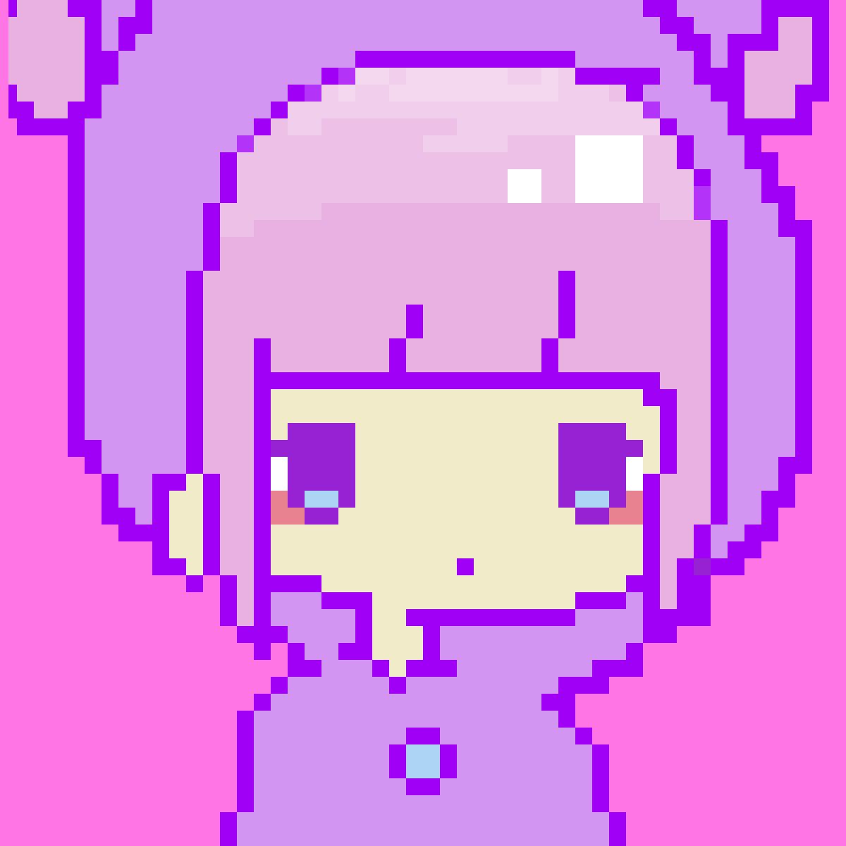 manga girl by dat-one-unicorn