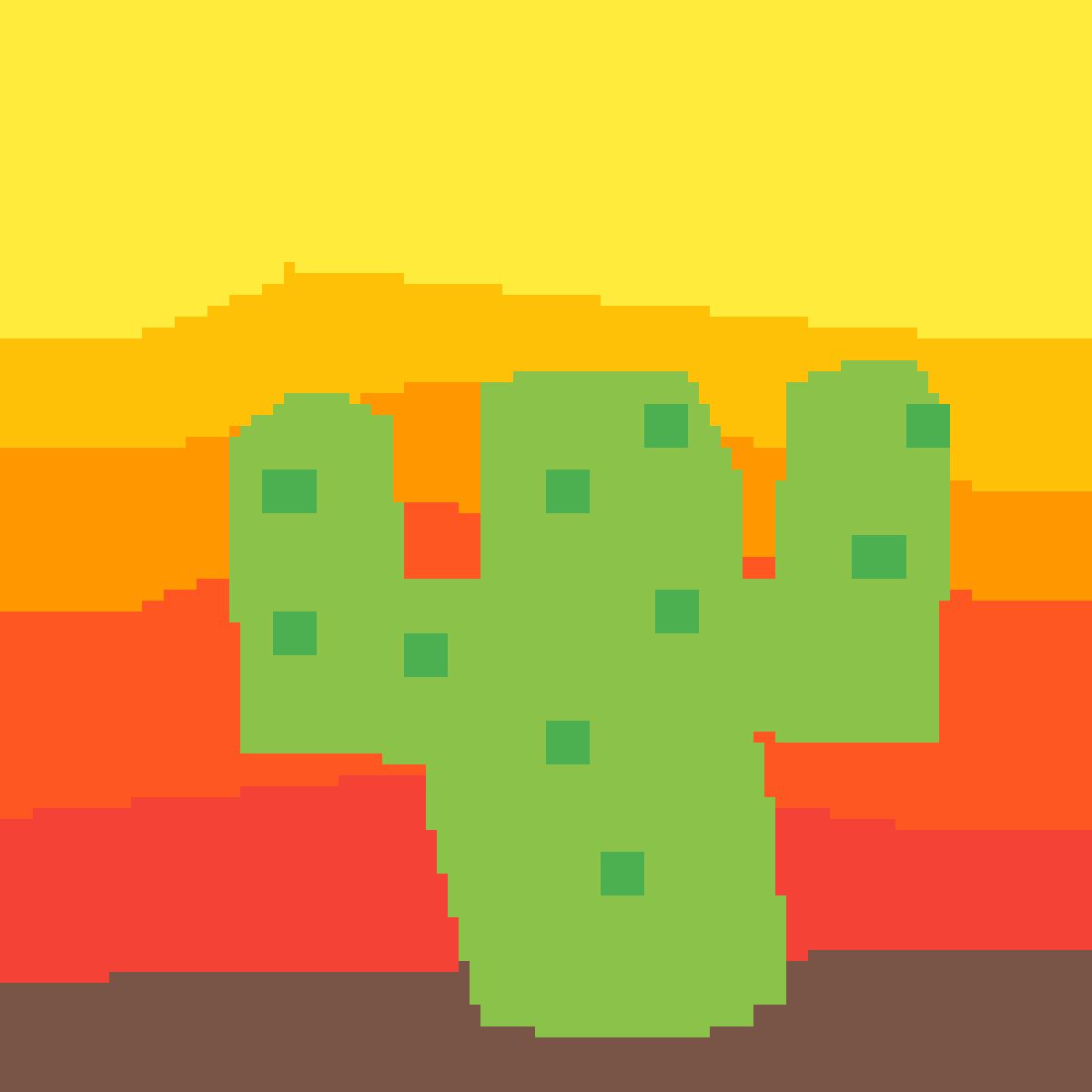 Cactus by Felixunicorn137