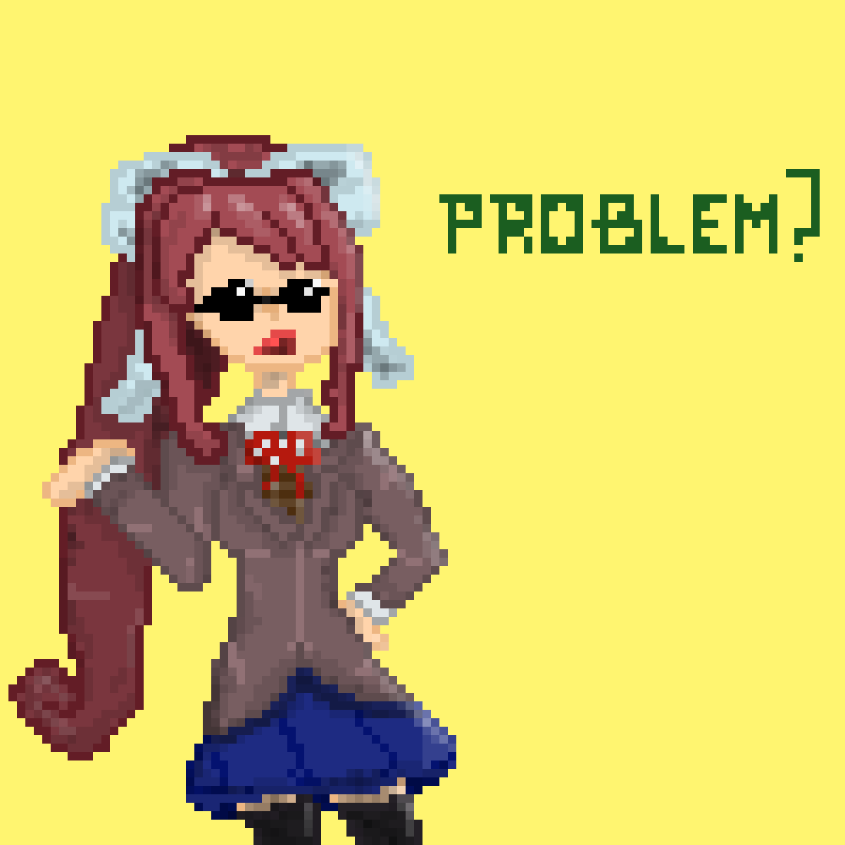Problem? by StabbystabStabu