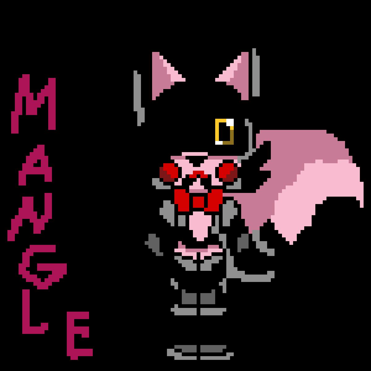 Mangle Fnaf 2