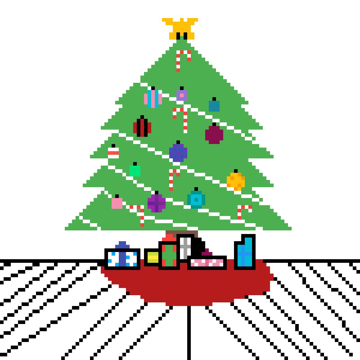 Christmas tree. by lillepa72