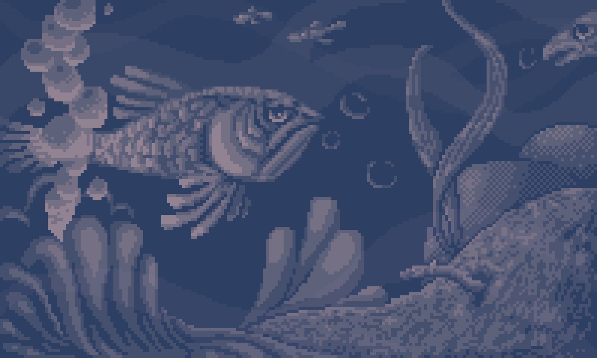 Night in the Deep