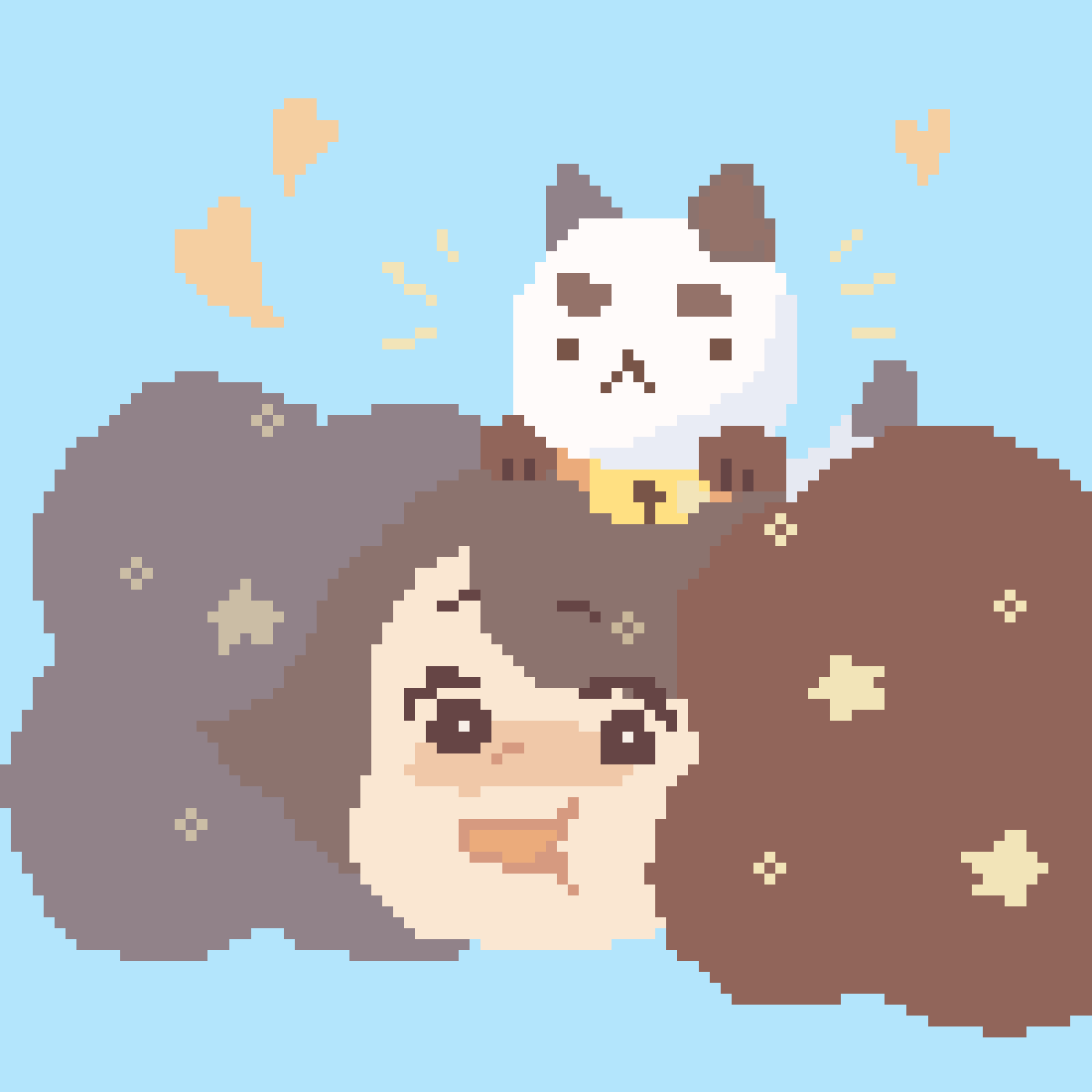 bee and puppycat by jessketchbook