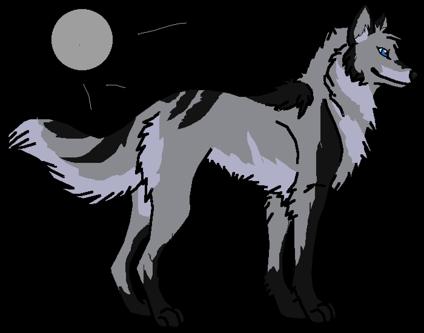 Wolf by thurstycamel