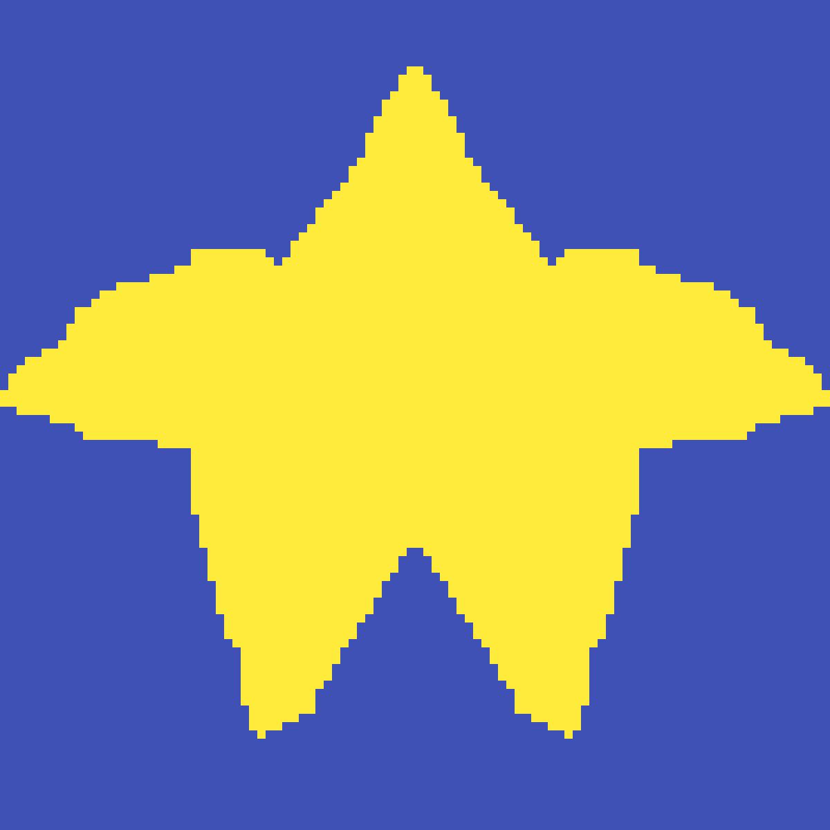 fat star by dinkelburg