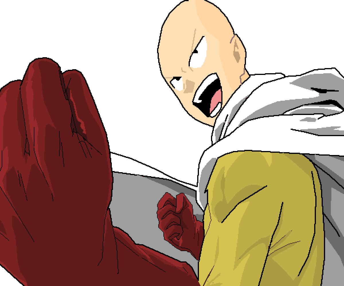 one punch man by gamerkid0310