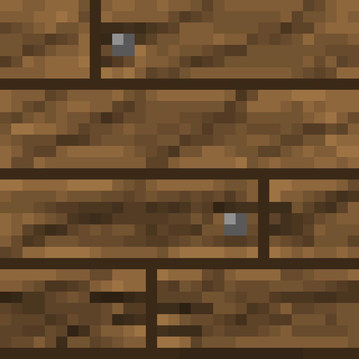 майнкрафт с деревяннымт текстурами #3