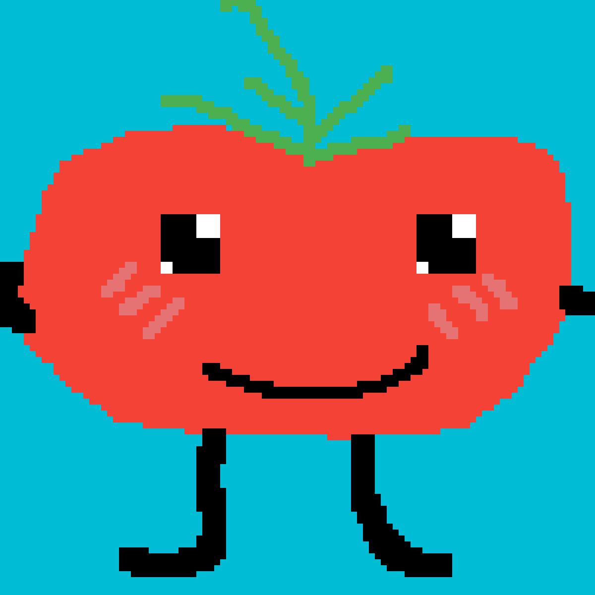 Kawaii Tomato