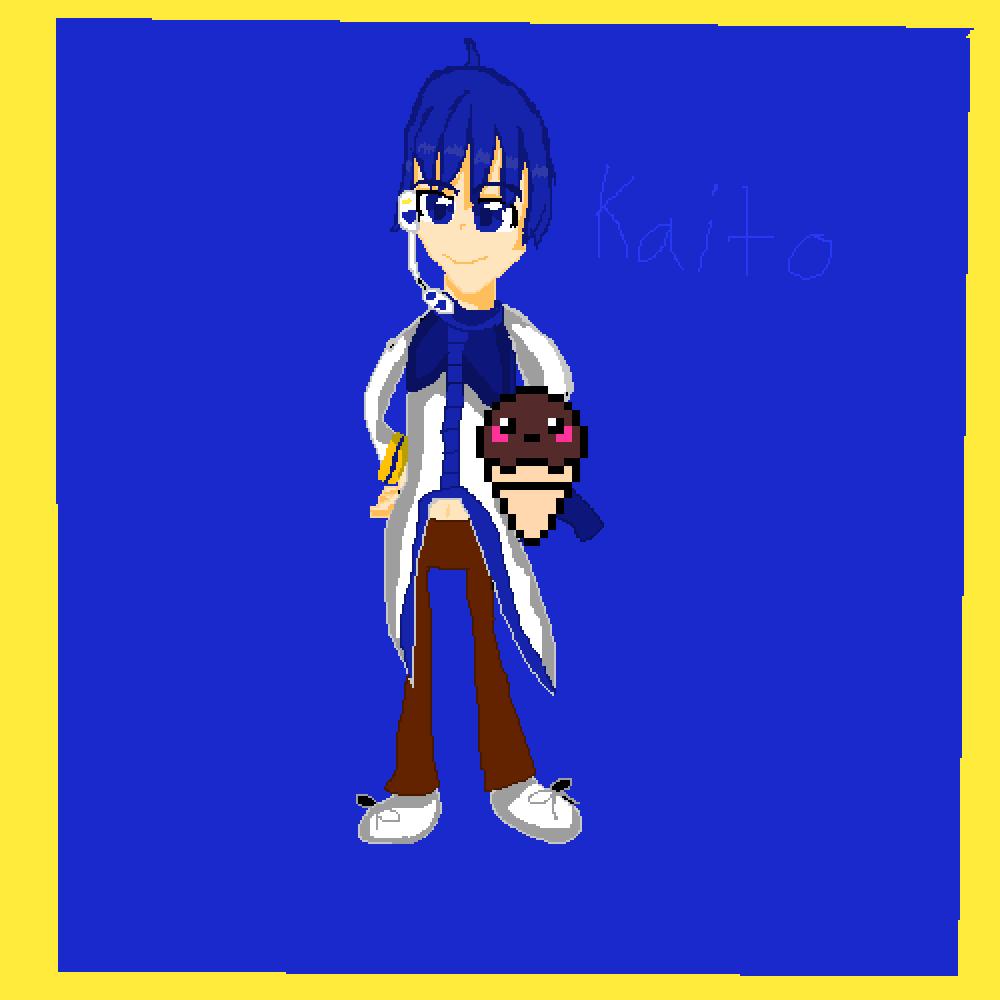 Kaito by VOCALOIDMIKU777