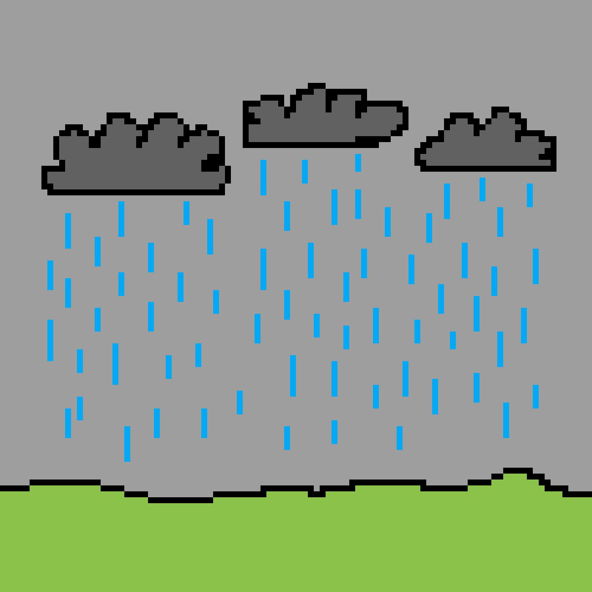 Rain by Clogan20