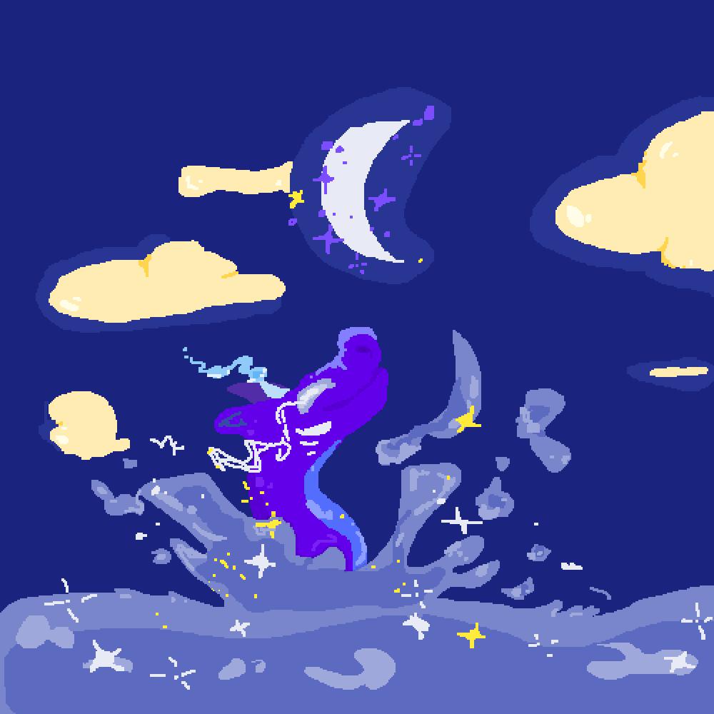 Dragon d'eau by hellomlady