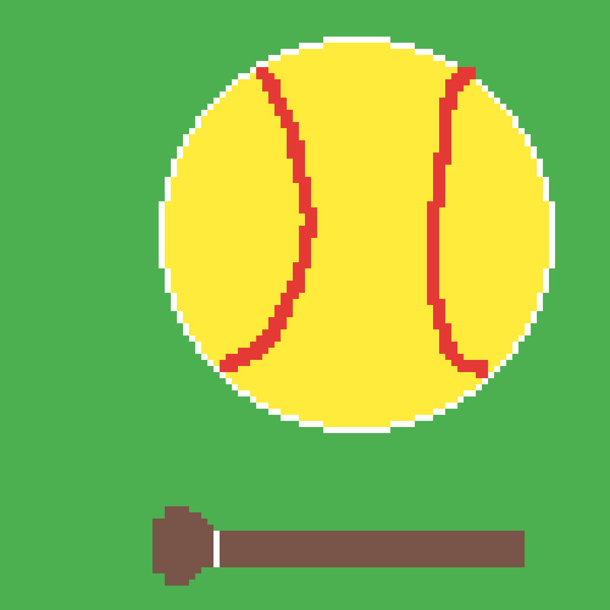 softball by hayddrew