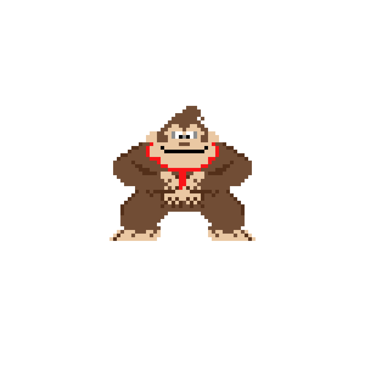 Pixilart Donkey Kong Super Mario Maker By Victoria Rose