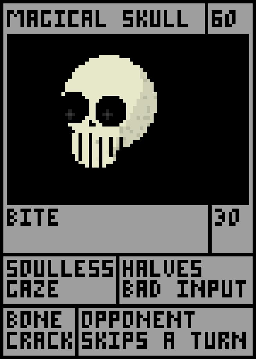Magical skull by bEAnz
