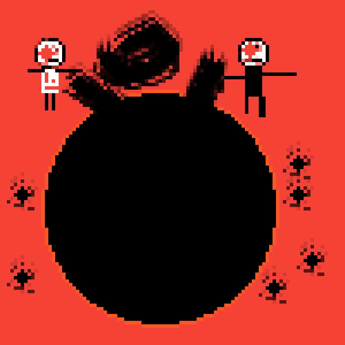 The black hole apocalypse by VortexGaming5