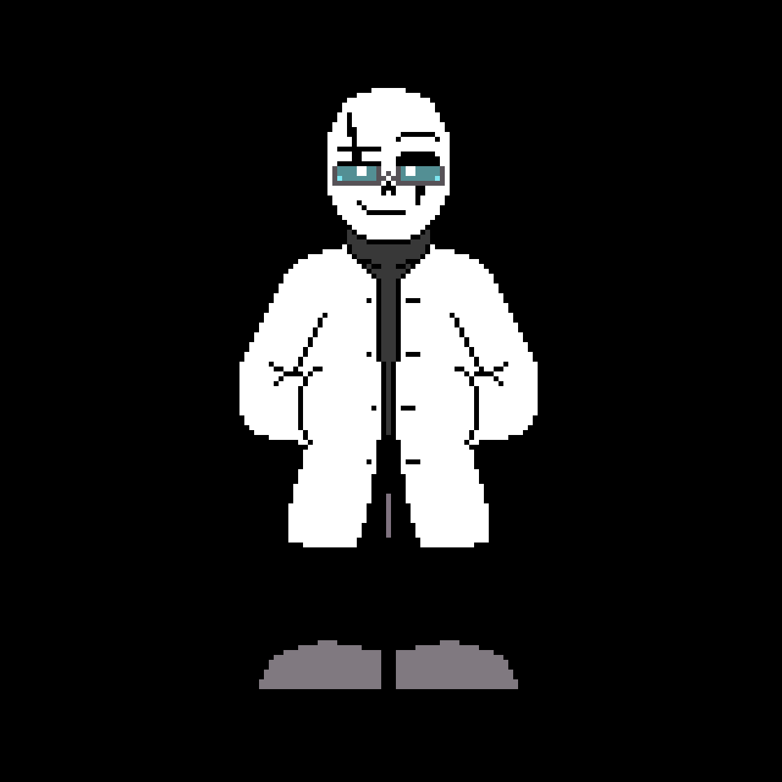 Gaster (Before The Void) by Cinnamun
