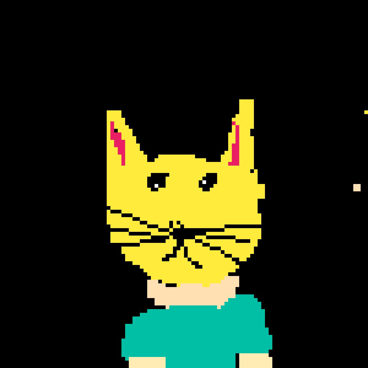 Cat girl by ann1234