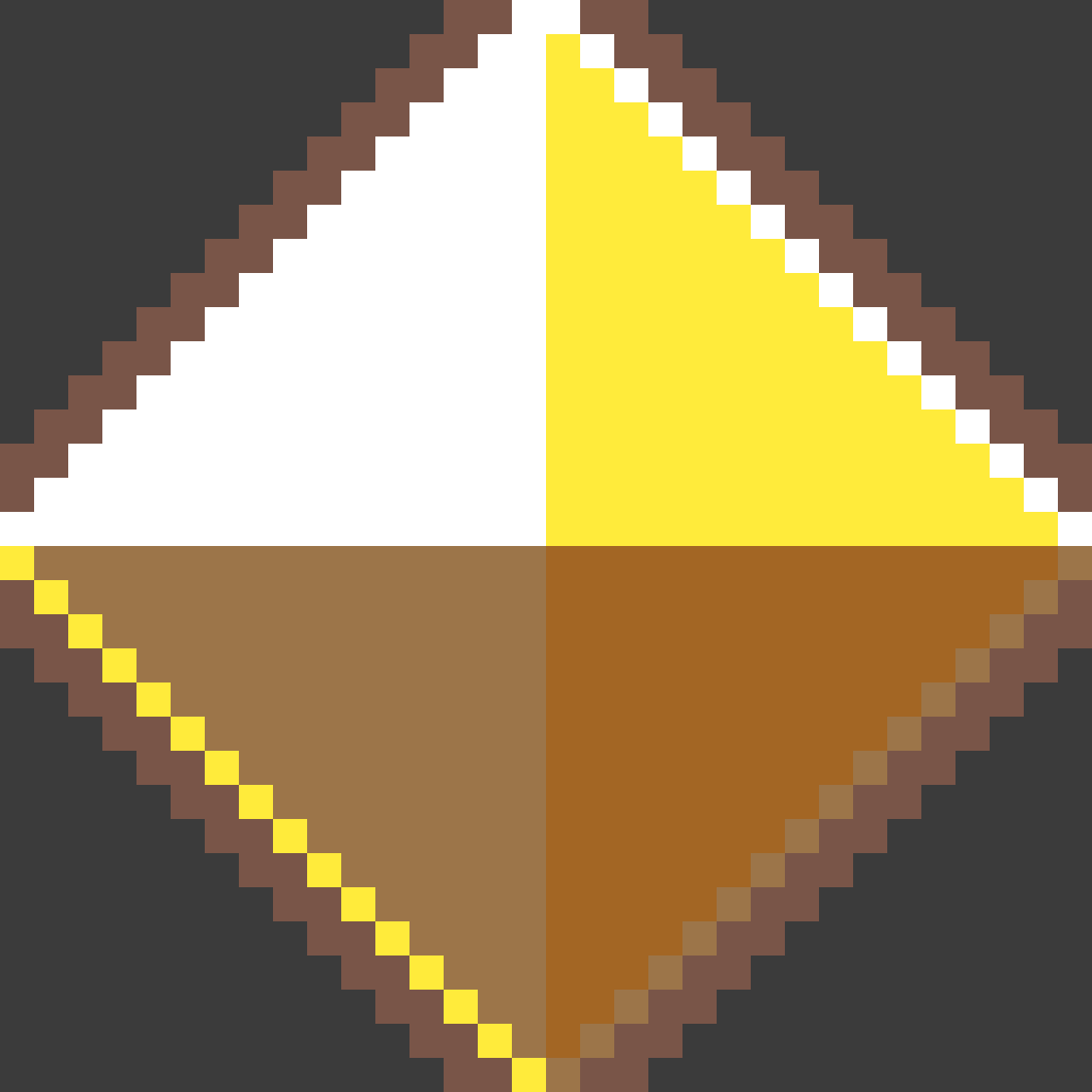 Yellow Diamond by SkyresAir